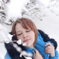 Зима :: Наталия Снигирёва