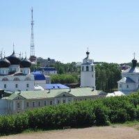 Свято-Успенский Трифонов монастырь :: Алексей .