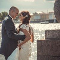 Танец на Неве :: Анастасия ГАВ Гусевская