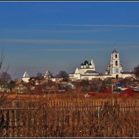 Никитский монастырь :: Дмитрий Анцыферов