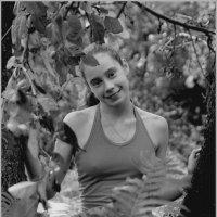 Яблоневый сад :: Олег Чернов