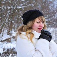 Зимушка-зима ... :: Ксения Заводчикова