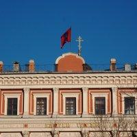 Дворец Труда  в Санкт-Петербурге. Фрагмент. :: Фотогруппа Весна.