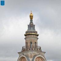 Торжок. Борисоглебский монастырь. Свечная (Библиотечная) башня :: Алексей Шаповалов Стерх