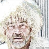 АКСАКАЛ :: Валерий Викторович РОГАНОВ-АРЫССКИЙ