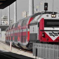 Israel railways :: Eddy Eduardo