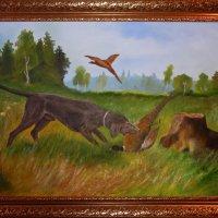 Охота на фазанов :: genar-58 '