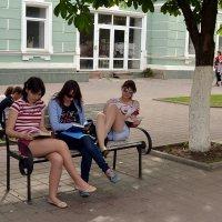 Читающий город :: Владимир Болдырев