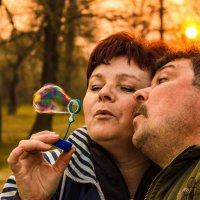 Счастливы вместе :: Alexey Kriukov