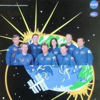 В космосе все вместе и без границ - живите в мире и берегите нашу планету Земля... :: Владимир Павлов
