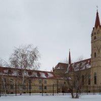 На исходе зимы... :: Марат Рысбеков