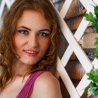 Милая девушка :: Виталий Любицкий