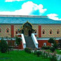 Палаты  бояр Романовых :: EDO Бабурин