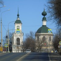 Храм Петра и Павла :: Сергей Кунаев
