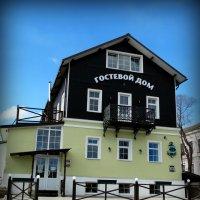 Гостевой дом на Великой :: Fededuard Винтанюк