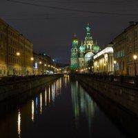 Канал Грибоедова :: Сергей Быстров
