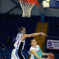 Баскетбол серия5 :: Юрий Нестеренко