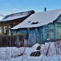 Старые дворы 7 :: Святец Вячеслав