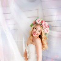 Девушка-весна :: Елена Инютина