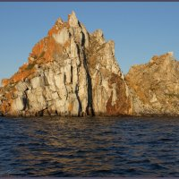 Мыс Бурхан-вид с воды :: Наталия Григорьева