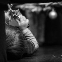 в ожидании новогоднего чуда :: Ирина