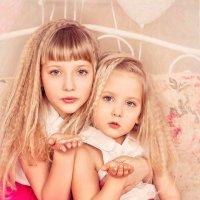 Сестренки :: Елена Инютина