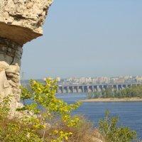 ЖИГУЛЕВСКИЕ ГОРЫ... ВИД НА ГЭС... ТОЛЬЯТТИ... :: Наталья Меркулова