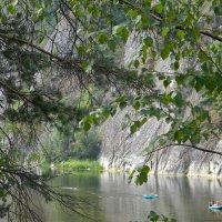 Сплав по реке Белой. :: Вера Щукина