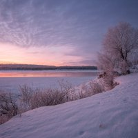 холодное утро :: Михаил Корнилов