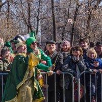 день святого Патрика. Москва 2015. Сокольники. :: Лариса *