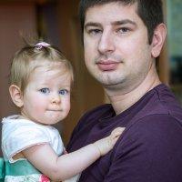 Алина и конина :: Алексей Фетисов