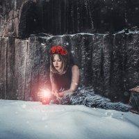 Таинство :: Дарья Несмеянова