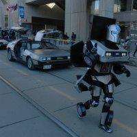 На параде Св. Патрика в Торонто... :: Юрий Поляков