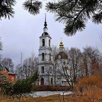 Церковь Введения Пресвятой Богородицы во Храм, 1763-1768г. :: vkosin2012 Косинова Валентина