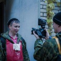 перед боем :: Alex_R Rujinskiy