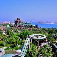 Aquaventure Waterpark / Dubai :: Voyager .