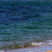 Разговор с морем в ожидании лета :: Елена Даньшина