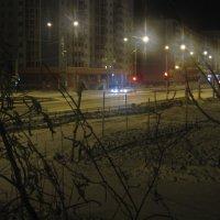 улица, фонарь :: Андрей Шипицын