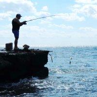 Ловись,рыбка . :: Вик Токарев