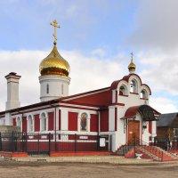 Церковь Никиты Великомученика в Дровосеках 1897-1908г.г. :: Волк
