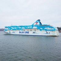 "Паром Silja Line ""Galaxy"" :: Swetlana V"