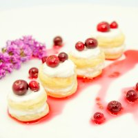 Десерт Мини-сырники :: Александра Михайлова