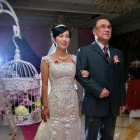 Интернациональная свадьба в Шанхае :: Андрей Фиронов