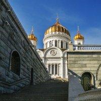 Лестница к храму :: Андрей Дворников