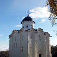 Старая Ладога. Церковь Святого Георгия :: Николай