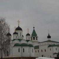 Спасо- Преображенский монастырь в Муроме :: Евгения Куприянова
