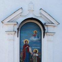 В Свято-Боголюбской женской обители :: Galina Leskova