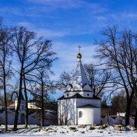 Николо-Угрешский монастырь :: Евгений Николаевич