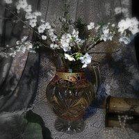 Сквозь весенний воздух улыбаясь...Оживает веточка любая!!! :: Людмила Богданова (Скачко)