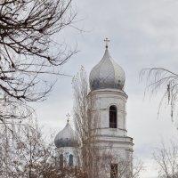 Бутурлиновка. Покровский храм :: Алексей Шаповалов Стерх